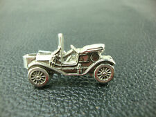 Vintage 1970's Ford Model T Tie Clasp Jewelry UAW Detroit
