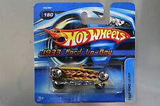 Hot Wheels 1:64 Scale 2005 Series 1933 FORD LO-BOY (SHORT CARD)