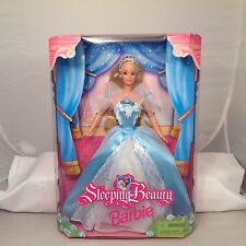 Mattel sleeping Beauty Barbie doll Number 26895 New In Box