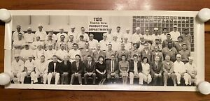 RARE Vintage 1961 Foremost Dairies Los Angeles California Company Photograph s12