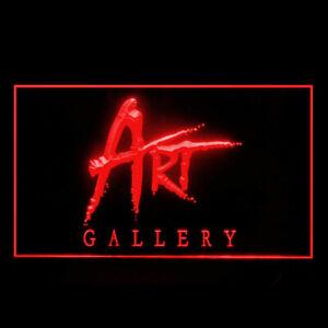 120100 Art gallery Display Distinguished Modern Display Neon Sign