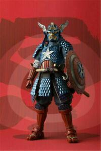 "Star Wars Movie Realization Japanese Samurai Action Figure Model Toy  7"" Movie"