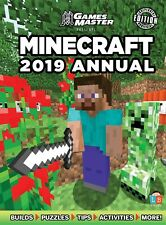 2019 Minecraft Annual by GamesMaster