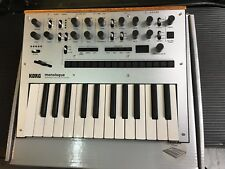KORG Monologue Analog Monophonic Synthesizer /Mono Synth / Silver  //ARMENS