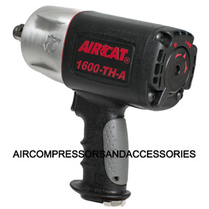 """Aircat 3/4"""" Super Duty Impact Wrench AC1600-TH-A"""