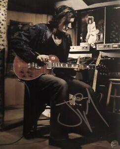 Joe Perry - Aerosmith - Original Autograph - Hand Signed 8x10 with Hologram COA