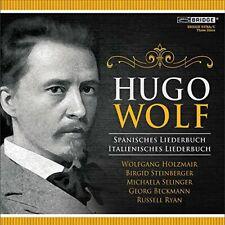 Steinberger - Wolf: Spanisches Liederbuch | Italienisches Liederbuch [CD]