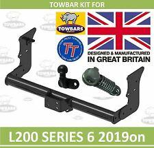 Towbar to fit Mitsubishi L200 Series 6 2019on Inc Models with AdBlue TT TC713B
