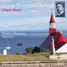 George Whitefield Chadwick Organ Music; Parker Ramsay Plays Last G. D. H. Organ