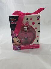 Disney Junior Minnie Children Perfume .06 FL OZ by Air-Val NEW!