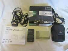 Fujifilm FinePix Z100fd 8.0MP Digital Camera Boxed + Charger,Manuals & Battery
