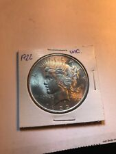 1922 Peace Silver Dollar Uncirculated Scarce