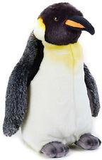 National Geographic King Penguin [28cm] Soft Plush Toy NEW