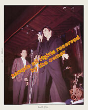 ELVIS PRESLEY PHOTO AMAZING 1956 period 8 x 10 color 2 in stock GREAT PIECE