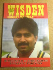 WISDEN - ENGLAND v PAKISTAN - July 1987 Vol 9 # 2