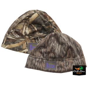 NEW BANDED GEAR WOMENS ATCHAFALAYA SOFT SHELL CAMO BEANIE SKULL CAP