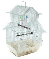 BIRD CAGE House Style - WHITE