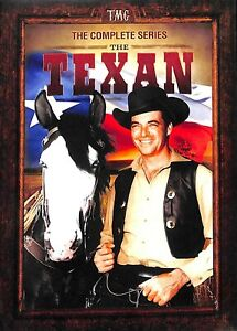 The Texan - Complete Series (DVD) Rory Coburn, 70 Episodes! 10 DVDS! NEW!
