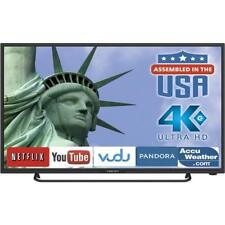 "Element TV E4SFC421 42"" Class Smart 4K Ultra HDTV With Wi-Fi"