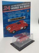 ferrari 375 plus 1954 1/43 n39/70 les plus belles voitures des 24h du mans