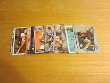 Errict Rhett Lot of 19 Trading Cards w/10 Inserts & 1 ROOKIE NFL Buccaneers