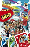 ENSKY UNO One Piece Character Playing Cards Trump Games F/S