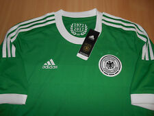 **Adidas Authentic Soccer Football Germany 2012-13 Jersey Shirt Fans Away L last