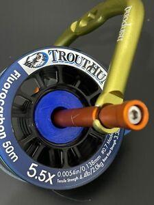 TroutHunter Tippet Spool Arbor Insert- fits standard holders