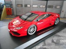 Lamborghini brochure LP 610 lp610-4 lp610 -4 rojo red 2016 Ousia Kyosho 1:18