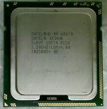 Intel SLBVE Xeon W3670 3.20GHz LGA1366 6-CORE CPU processor
