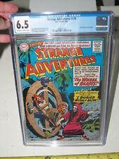 DC Comics Strange Adventures #179 CGC 6.5 1965-Gil Kane George Roussos art