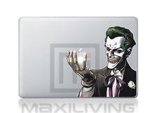 """Hülle Case Aufkleber Sticker Schutzfolie Apple Macbook 15"""" Joker"""