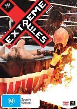 WWE - Extreme Rules 2014 (DVD, 2014) - Region 4