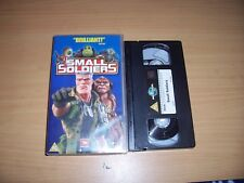 Small Soldiers (VHS/SUR, 2001)