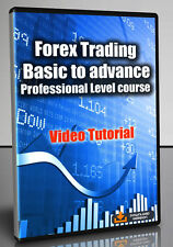 Forex trading Basic to advance Professional Level course