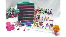 Mixed Lot 40+ Figures Accessories Shopkins Peppa Mint Jam Panda Cuckoo Loca Pony