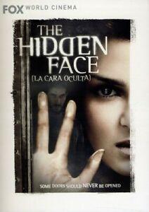 The Hidden Face (la Cara Oculta) (DVD) (Audio:Castilin 5.1 Dolby Digital) Sealed