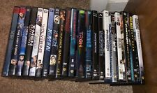 Random Sci-fi Movie Lot