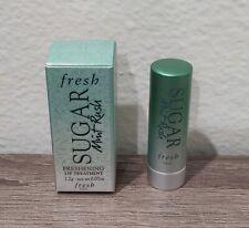 Fresh Sugar Mint Rush Freshening Lip Treatment Mini (0.07 oz, 2.2g) NIB