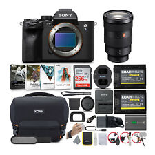 Sony Alpha a7S III Mirrorless Digital Camera with 24-70mm G-Master Lens Bundle
