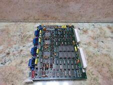 MITSUBISHI FX-1 CIRCUIT BOARD FX16D-W BN624A427G52 CNC EDM LOT OF 3 PIECES