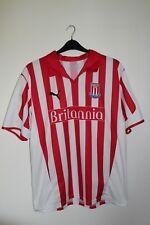 Stoke City FC Football Shirt 2004 / 05   Size XL