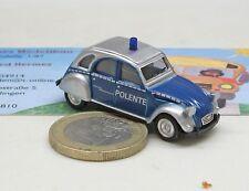 """Herpa 048491 CITROEN 2 CV """"POLICE Schleswig Holstein"""""""
