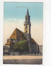 Bozen Pfarrkirche 1914 Postcard 390a