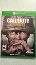 Call of Duty WWII World War 2 (Xbox One)