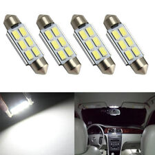 30 Pcs 39MM 3W 5730 6SMD Can-bus Error Free C5W 180LM 6 LED Car Interior Lamps