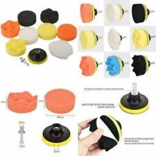 "11pcs 3""/80mm Compound Drill Buffing Sponge Pads Kit for Car Sanding Polishing"