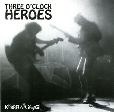 THREE O´CLOCK HEROES Kerrrängggg! CD (1995 LBT Records) Neu!