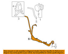 Power Steering Pumps Parts For Taa Sale Ebay. Toyota Oem 0515 Taapower Steering Pressure Hose 4441004220. Toyota. 1996 Toyota T100 Power Steering Diagram At Scoala.co