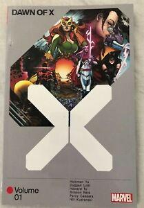 Dawn of X Volume 1 Marvel TPB Jonathon Hickman X-Men New Mutants Marauders comic